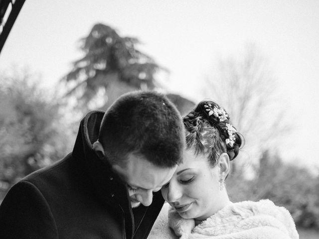 Il matrimonio di Simone e Sara a Covo, Bergamo 127