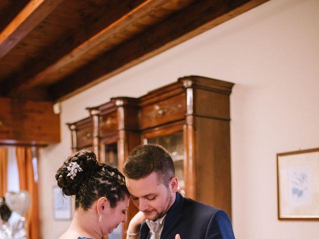 Il matrimonio di Simone e Sara a Covo, Bergamo 133