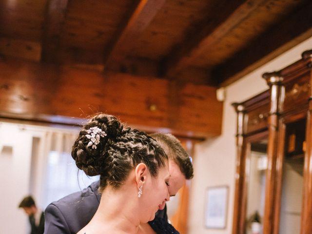 Il matrimonio di Simone e Sara a Covo, Bergamo 134