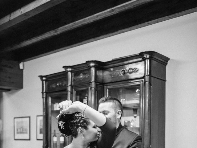 Il matrimonio di Simone e Sara a Covo, Bergamo 135