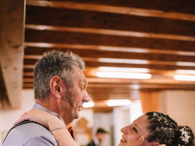Il matrimonio di Simone e Sara a Covo, Bergamo 137