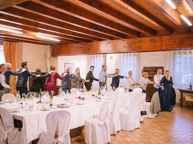 Il matrimonio di Simone e Sara a Covo, Bergamo 143