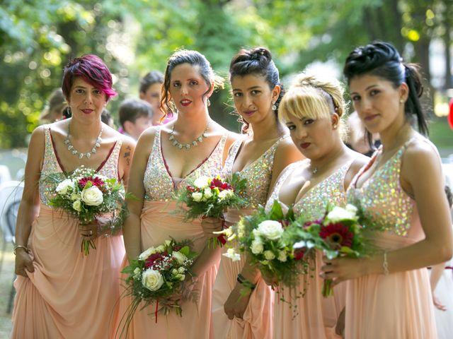 Il matrimonio di Alessandro e Licia a Rubiera, Reggio Emilia 7