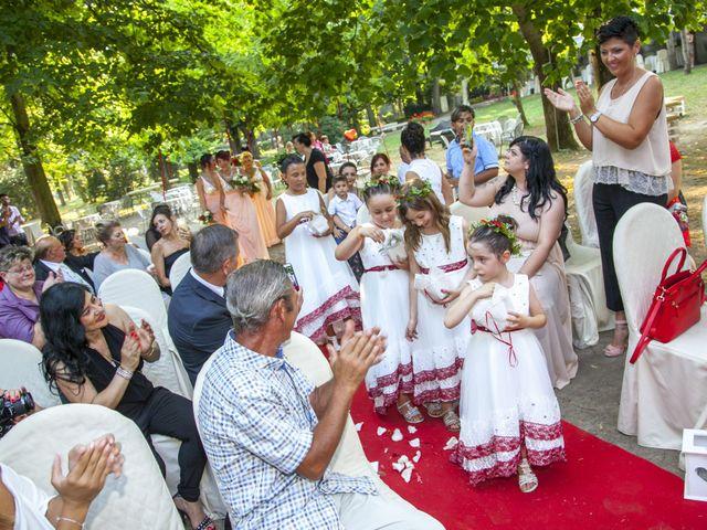 Il matrimonio di Alessandro e Licia a Rubiera, Reggio Emilia 10