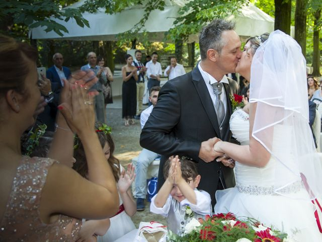 Il matrimonio di Alessandro e Licia a Rubiera, Reggio Emilia 12