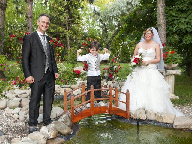 Il matrimonio di Alessandro e Licia a Rubiera, Reggio Emilia 14