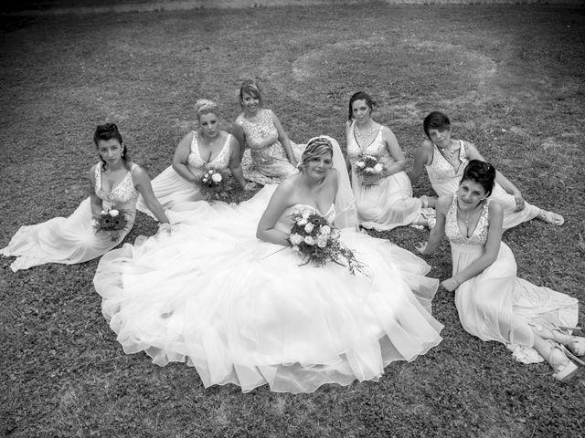 Il matrimonio di Alessandro e Licia a Rubiera, Reggio Emilia 1