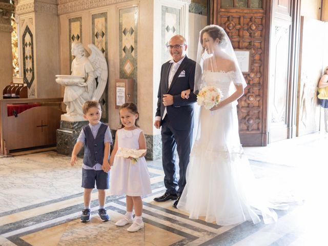 Il matrimonio di Enrico e Emanuela a Torino, Torino 40