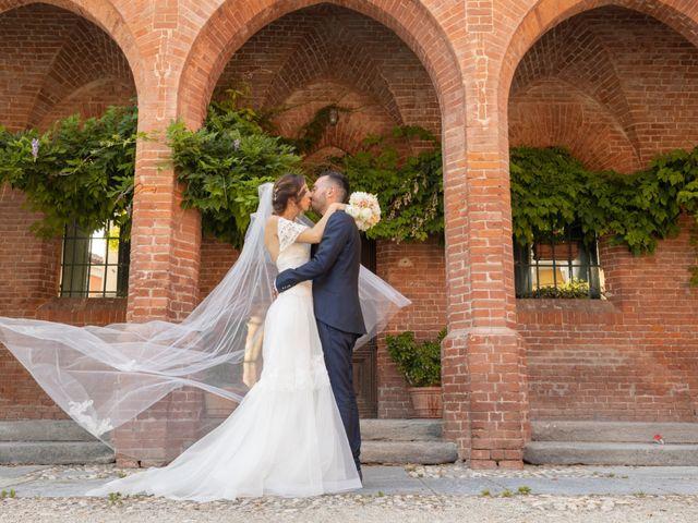 Le nozze di Emanuela e Enrico