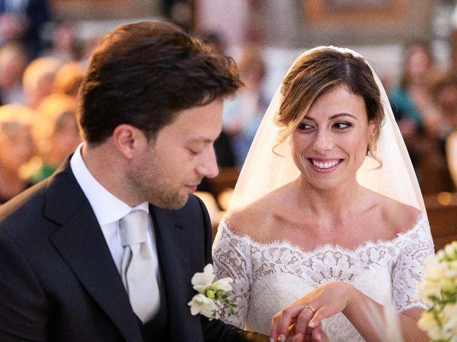 Le nozze di Gianluca e Rita