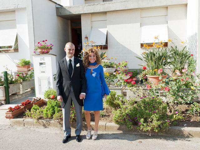 Il matrimonio di Emanuele e Sabrina a Rosignano Marittimo, Livorno 7