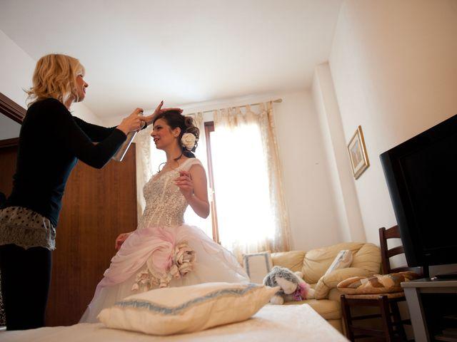 Il matrimonio di Emanuele e Sabrina a Rosignano Marittimo, Livorno 11