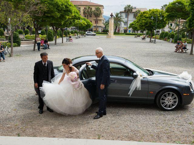 Il matrimonio di Emanuele e Sabrina a Rosignano Marittimo, Livorno 30