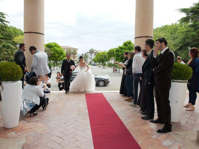 Il matrimonio di Emanuele e Sabrina a Rosignano Marittimo, Livorno 32