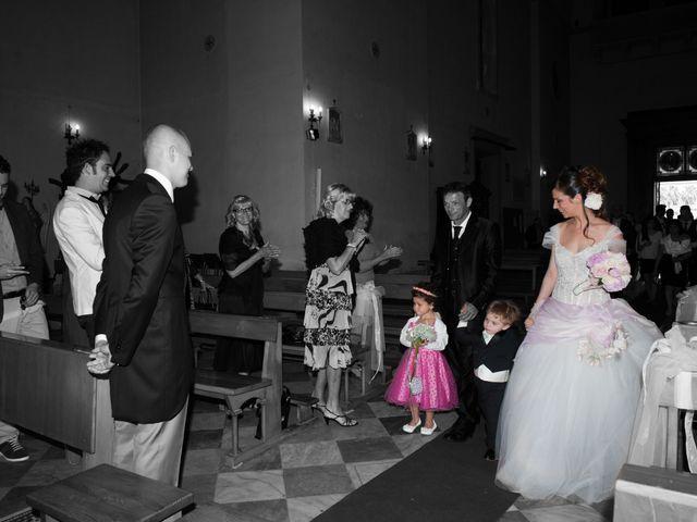 Il matrimonio di Emanuele e Sabrina a Rosignano Marittimo, Livorno 33