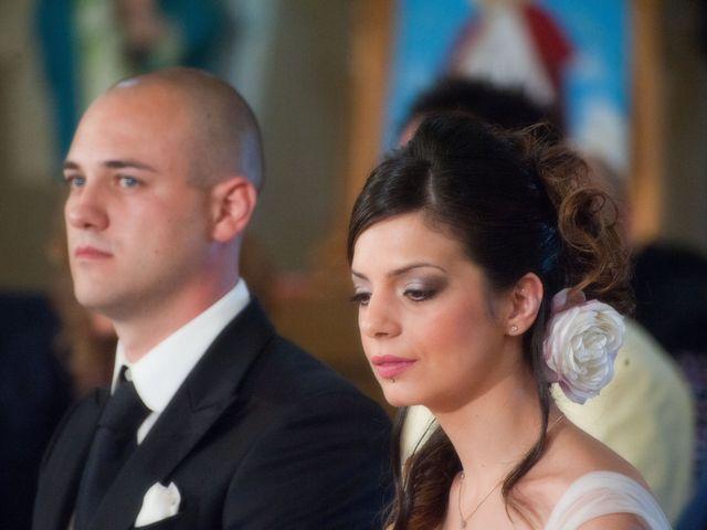 Il matrimonio di Emanuele e Sabrina a Rosignano Marittimo, Livorno 34