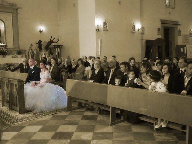 Il matrimonio di Emanuele e Sabrina a Rosignano Marittimo, Livorno 35