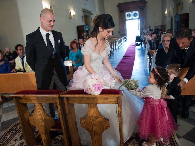 Il matrimonio di Emanuele e Sabrina a Rosignano Marittimo, Livorno 38