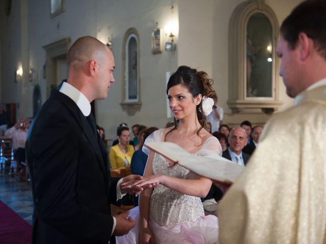 Il matrimonio di Emanuele e Sabrina a Rosignano Marittimo, Livorno 39
