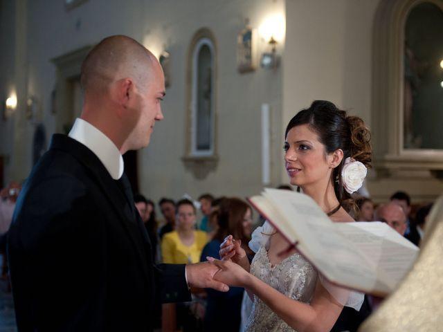 Il matrimonio di Emanuele e Sabrina a Rosignano Marittimo, Livorno 40