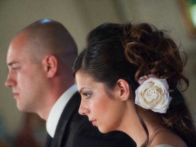 Il matrimonio di Emanuele e Sabrina a Rosignano Marittimo, Livorno 44
