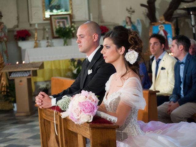 Il matrimonio di Emanuele e Sabrina a Rosignano Marittimo, Livorno 46