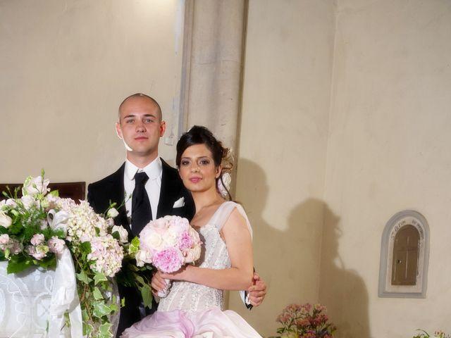 Il matrimonio di Emanuele e Sabrina a Rosignano Marittimo, Livorno 48