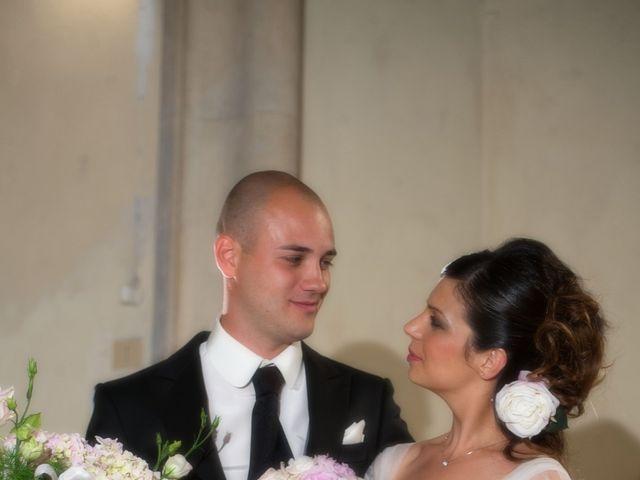 Il matrimonio di Emanuele e Sabrina a Rosignano Marittimo, Livorno 49