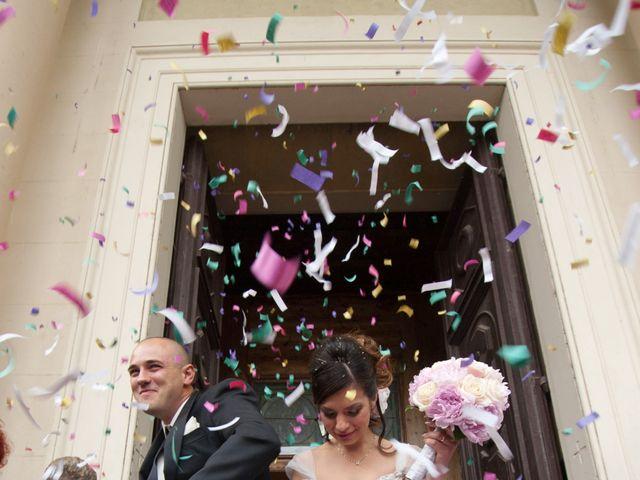 Il matrimonio di Emanuele e Sabrina a Rosignano Marittimo, Livorno 53