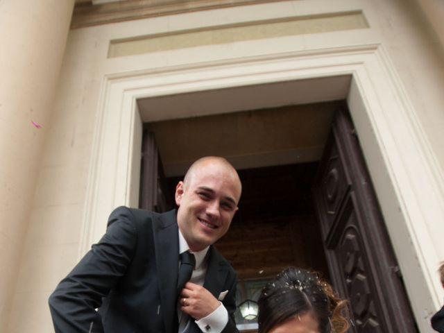 Il matrimonio di Emanuele e Sabrina a Rosignano Marittimo, Livorno 54
