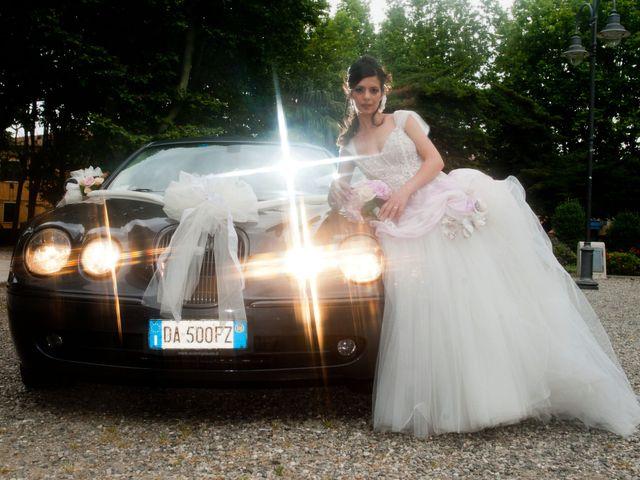 Il matrimonio di Emanuele e Sabrina a Rosignano Marittimo, Livorno 56