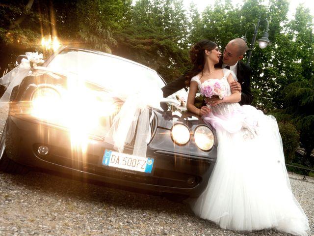 Il matrimonio di Emanuele e Sabrina a Rosignano Marittimo, Livorno 57