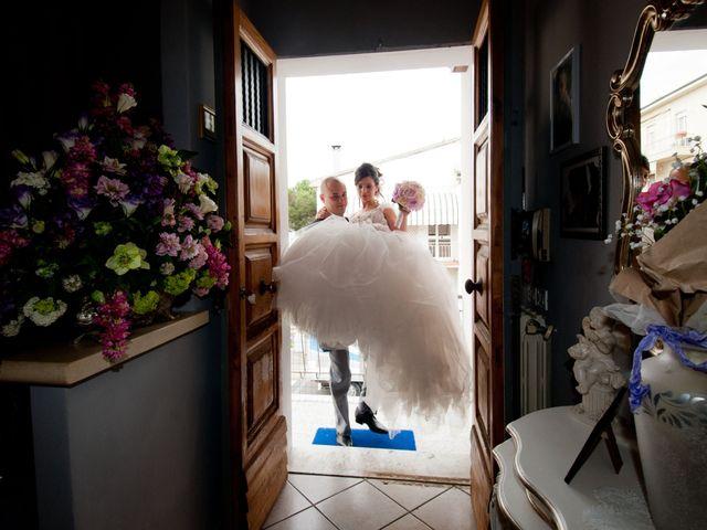 Il matrimonio di Emanuele e Sabrina a Rosignano Marittimo, Livorno 58
