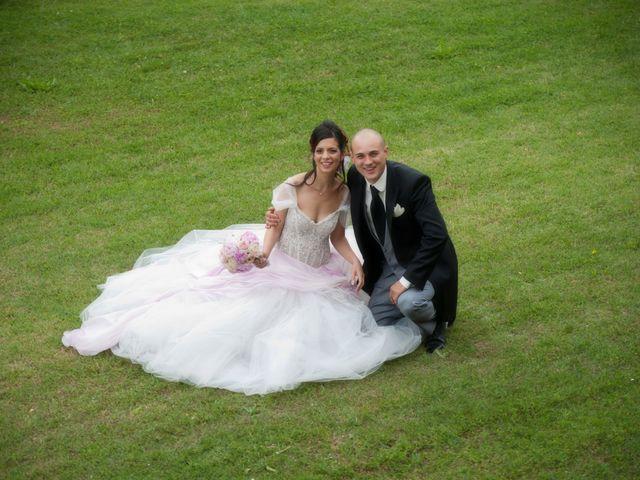 Il matrimonio di Emanuele e Sabrina a Rosignano Marittimo, Livorno 61