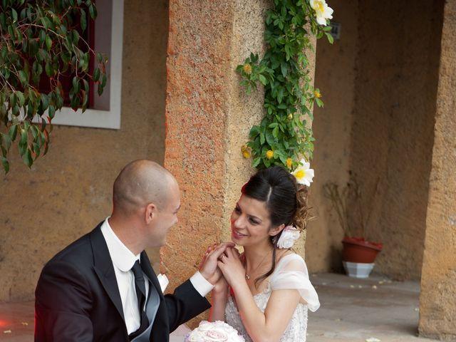 Il matrimonio di Emanuele e Sabrina a Rosignano Marittimo, Livorno 67