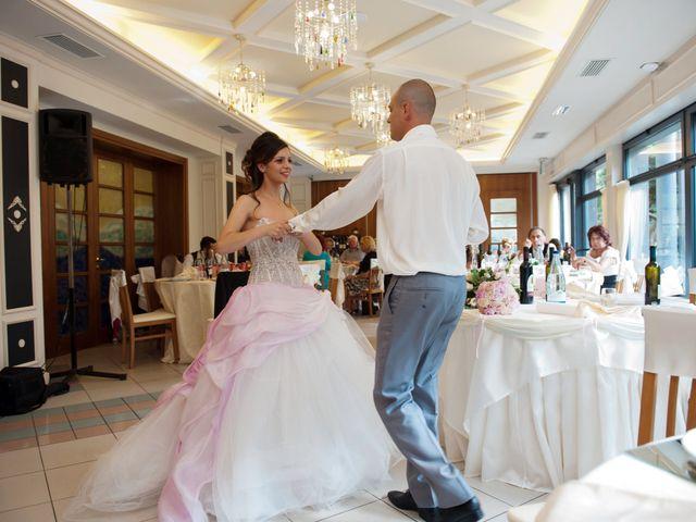 Il matrimonio di Emanuele e Sabrina a Rosignano Marittimo, Livorno 78