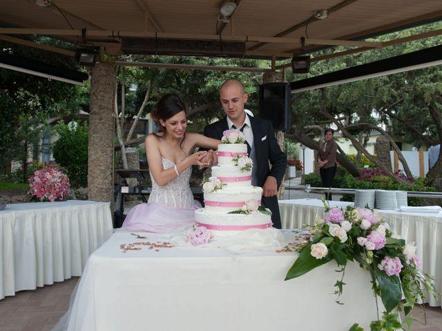 Il matrimonio di Emanuele e Sabrina a Rosignano Marittimo, Livorno 81