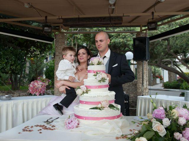 Il matrimonio di Emanuele e Sabrina a Rosignano Marittimo, Livorno 82