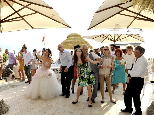 Il matrimonio di Emanuele e Sabrina a Rosignano Marittimo, Livorno 85
