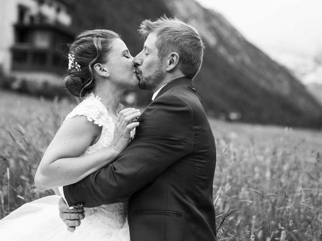 Il matrimonio di Diego e Silvia a Cogne, Aosta 3