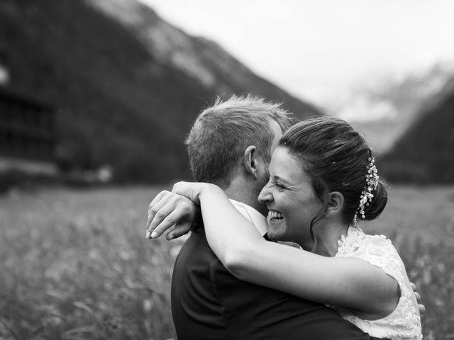 Il matrimonio di Diego e Silvia a Cogne, Aosta 5