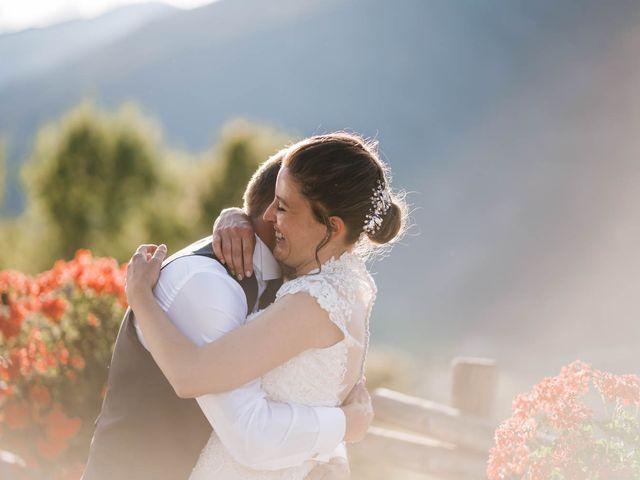 Il matrimonio di Diego e Silvia a Cogne, Aosta 7