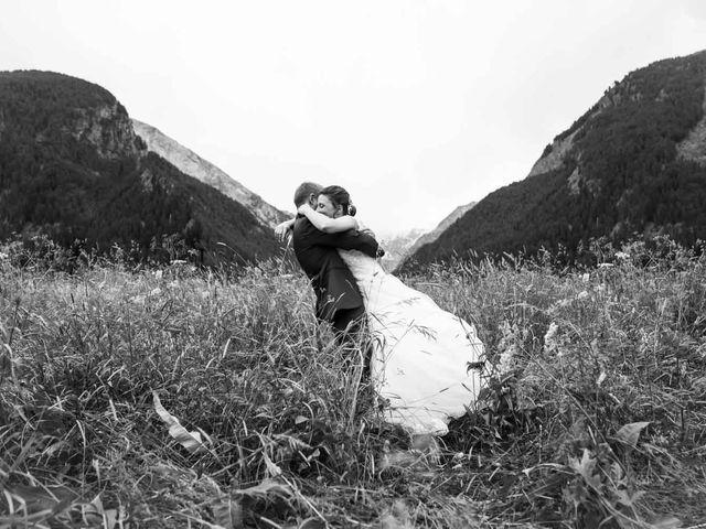 Il matrimonio di Diego e Silvia a Cogne, Aosta 9