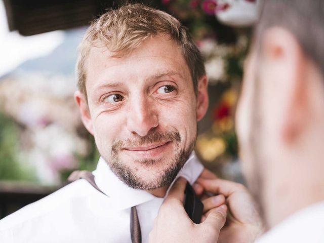 Il matrimonio di Diego e Silvia a Cogne, Aosta 15