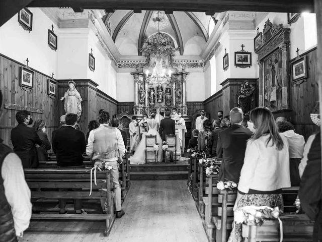 Il matrimonio di Diego e Silvia a Cogne, Aosta 21