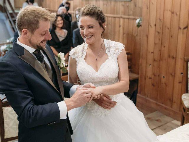 Il matrimonio di Diego e Silvia a Cogne, Aosta 22