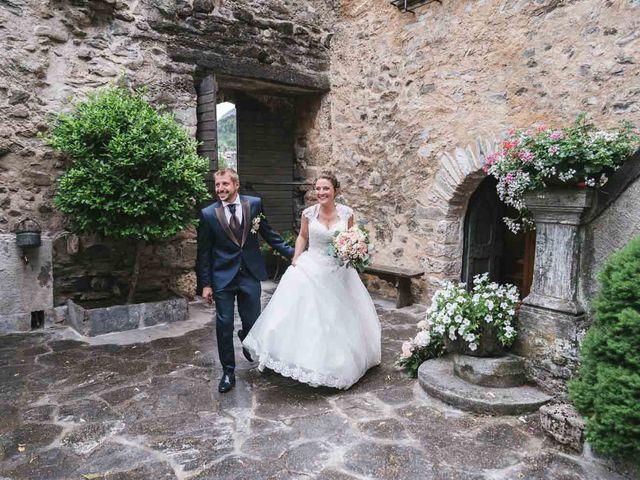 Il matrimonio di Diego e Silvia a Cogne, Aosta 25