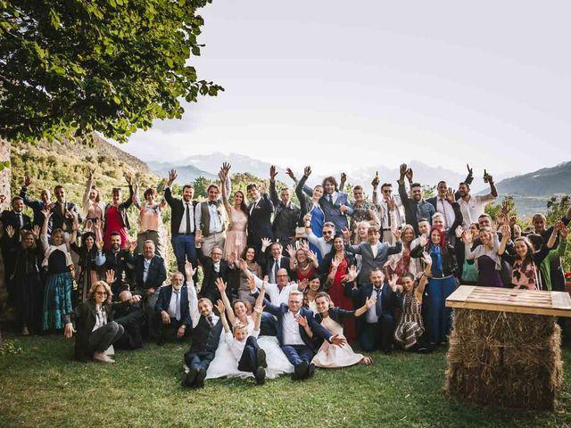 Il matrimonio di Diego e Silvia a Cogne, Aosta 28