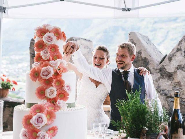 Il matrimonio di Diego e Silvia a Cogne, Aosta 32