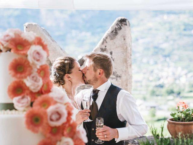 Il matrimonio di Diego e Silvia a Cogne, Aosta 33